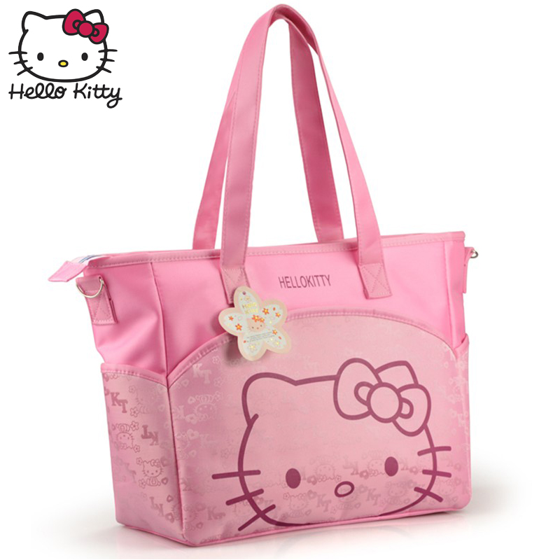 Hello Kitty Large Capacity Maternity Backpack Nappy Diaper Backpacks Travel Multifunctional Mother Mummy Mom Maternity Nappy Bag