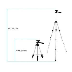 Image 4 - Meilleures offres HM3110A caméra caméscope Flexible trois voies tête trépied avec Bluetooth 4.0 télécommande