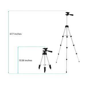 Image 4 - Top Deals HM3110A Camera Camcorder Flexible Three way Head Tripod with Bluetooth 4.0 Remote Controller