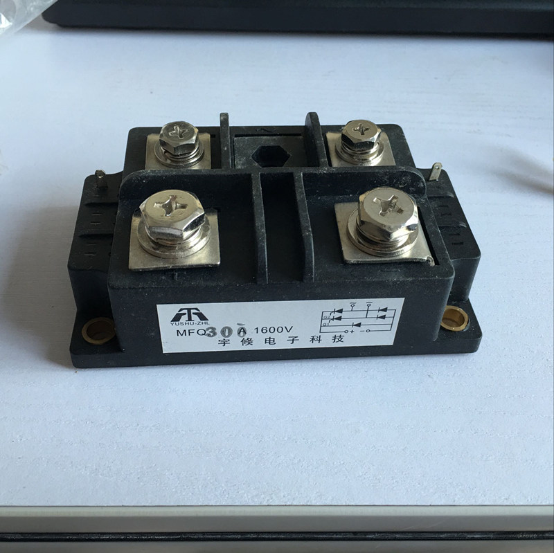 Single phase Silicon Controlled Module MFQ300A 1600V 68*110*40mm msg60u43 silicon controlled 60a 1600v