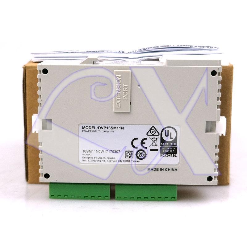 Image 2 - Original Delta DVP16SM11N PLC controller DC24V 16DI Digital Module-in Motor Controller from Home Improvement