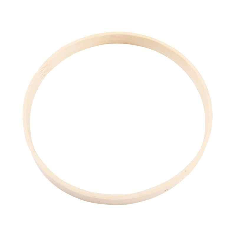 10 шт. Ловец снов DIY аксессуары ручной работы деревянный круг кольцо для Ловец снов изготовление комнаты для девочек детское украшение Горячая A3