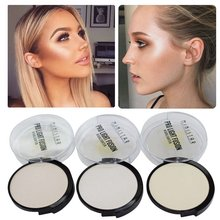 Brand Makeup Highlighters Face Cosmetics Brighten Pink Gold Minerals Shimmer Powder Highlighter Glow Contour Makeup Kit