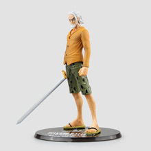 Silvers Rayleigh Action Figure