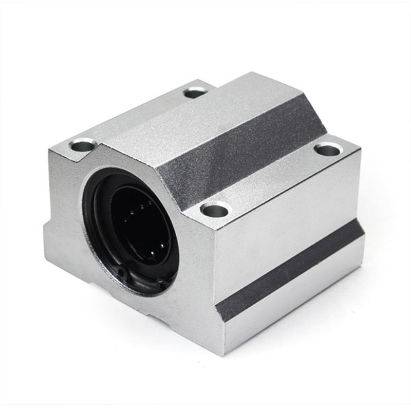 New Arrival SC25UU 25mm Linear Axle Ball Bearing Block Motion Slide Bearing Block for CNC Part Hot Sale scv50uu 50 mm linear motion ball bearing slide unit bushing