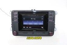 Envío Libre Coche Bluetooth RCN210 RCD510 Radio Nueva Alta Versión MIB RCD330 Para Golf 5 6 Jetta MK5 MK6 CC Tiguan Passat