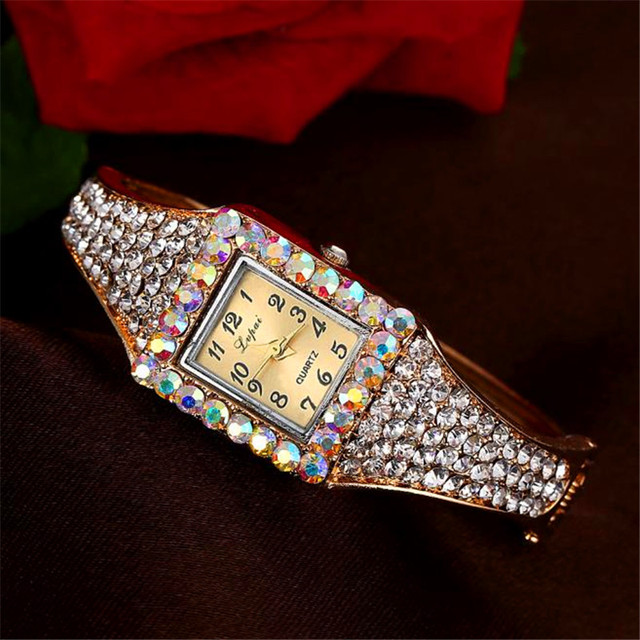 women watches 2018 lady luxury hot LVPAI Hot Sale Fashion Luxury Women's Watches