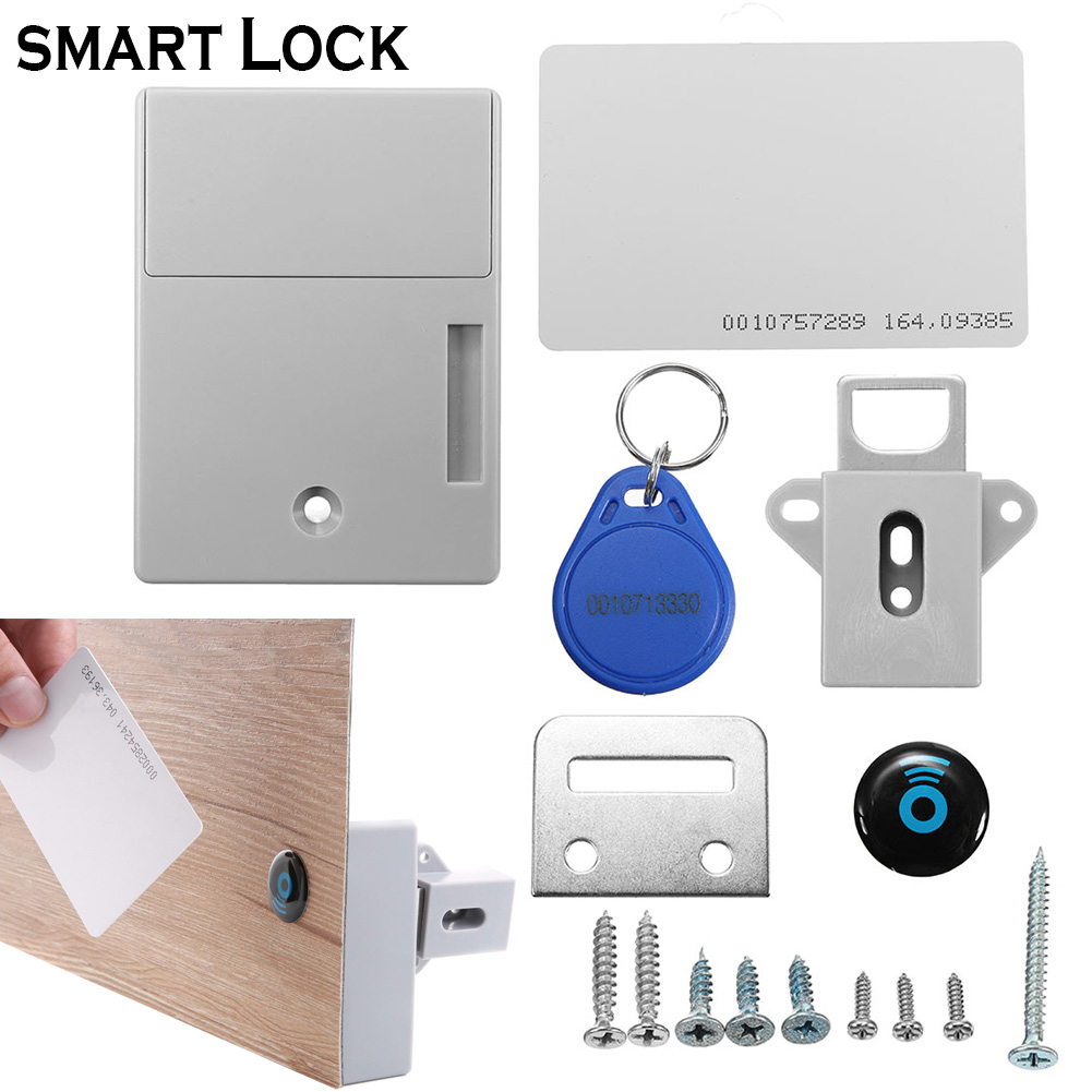 RFID Digital Lock Sauna for Spa Swimming Pool Gym Electronic Cabinet Drawer Lock LCC77 цена