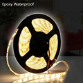 Quanlity elevado 24 V Fita de LED strip 5050 luz flexível 60LED/m 5 m 300LED Branco Quente Branco Azul RGB LED tira llevada