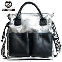 Mode 2018 haute qualité femmes sacs à main grande capacité fourre-tout sac à bandoulière en cuir synthétique polyuréthane sacs à bandoulière pour femmes sac sac à main