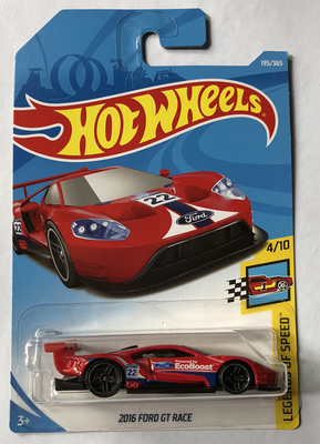 New Arrivals  J Hot Wheels  Ford Gt Race Car Models Collection Kids Toys Vehicle For Children In Hot Wheels From Toys Hobbies On