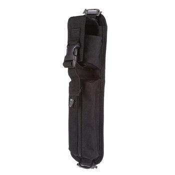 Nieuwe Tactical Molle Accessoire Pouch Rugzak Schouderriem Tas Jacht Gereedschap Pouch Black