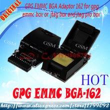 2018 100% оригинальный gpg emmc bga адаптер 162 для box