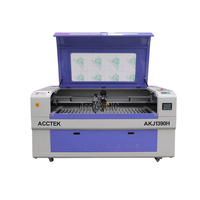 280w 300w co2 laser metal cutter / 1390 laser cutting machine for steel cutting / laser cut