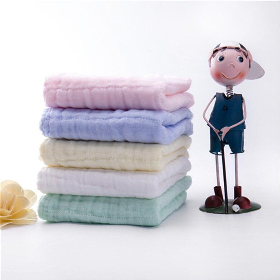 mussola di cotone bambino appena nato da bagno asciugamani fazzoletto textile lusso salviette bambino alimentazione towel