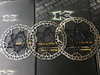 KCNC Kasditor Disc Brake Rotor Floating 160mm 180mm 203mm MTB DH SUS 420 Super light 95g Taiwan made black color rotor