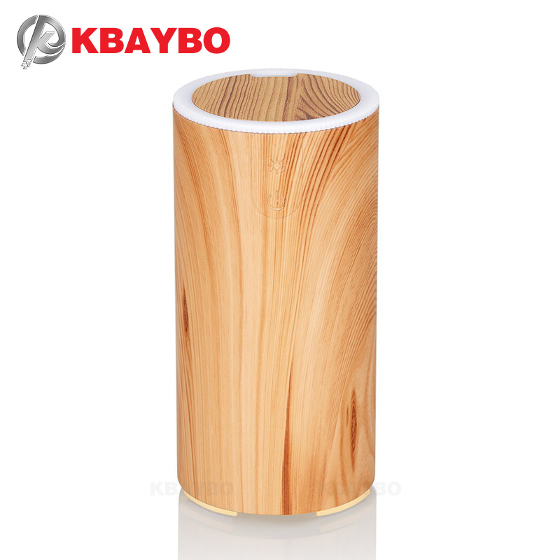 50ML USB Aromatherapy Essential Oil Diffuser Car Portable Mini Ultrasonic Cool Mist Aroma Air Humidifier For Home office thankshar usb lemon aroma diffuser umidificador aromatherapy for car essential oil diffuse portable mini humidifier for home