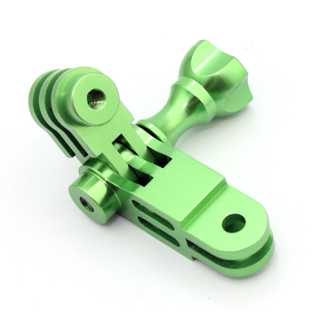PROtastic Off-Set Bike bicycle motorcycle Aluminium Handlebar bar Mount Adapter for Gopro Hero4//3+//3//2//1 Silver