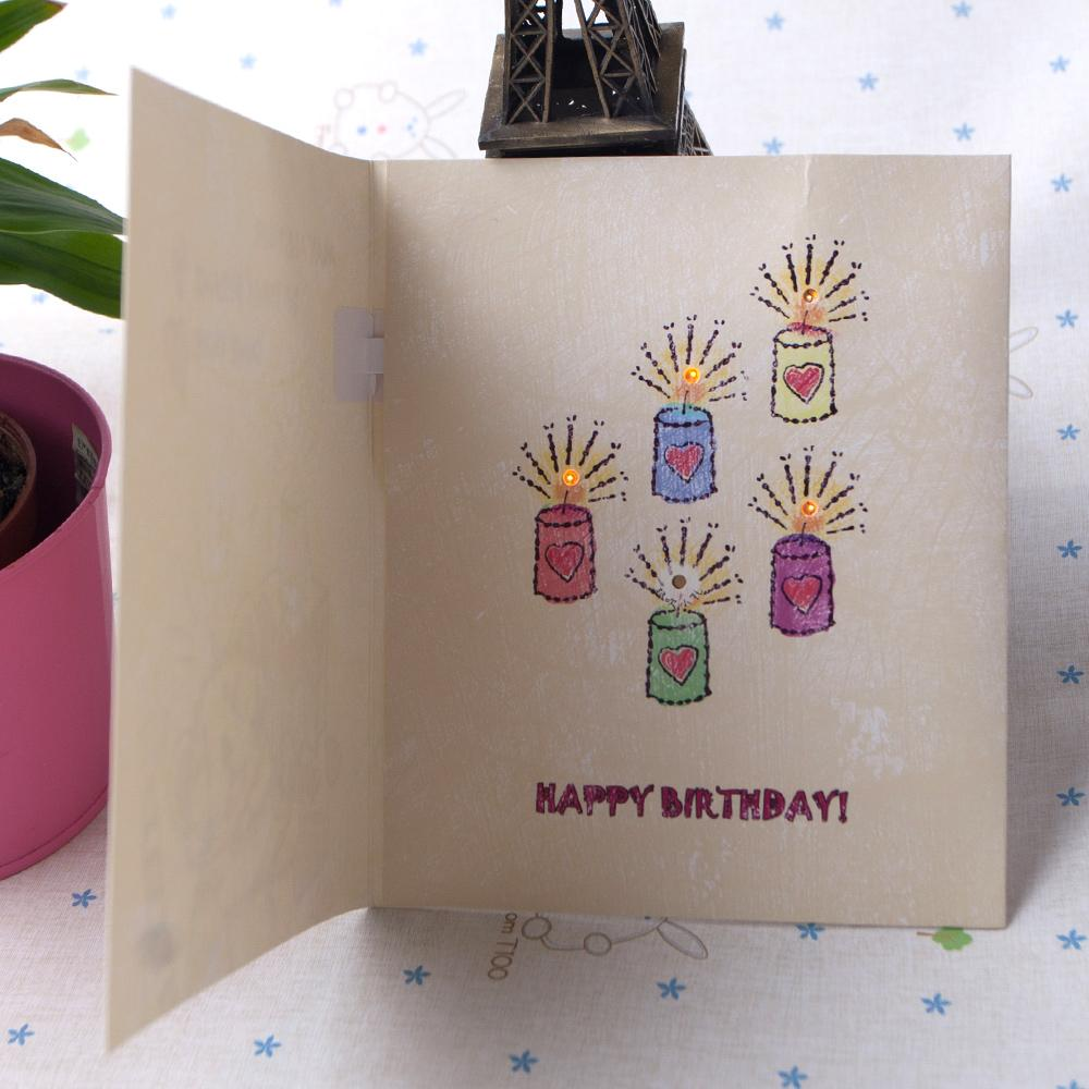card manipulation Picture More Detailed Picture about Flash – Flash Greeting Cards for Birthday