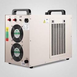 NEW 6L 110V 60Hz CW-5000DG Industrial Water Chiller for 80/100W CO2 Laser Tube Cooler