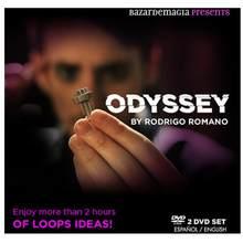Odyssey por Rodrigo Romano e Bazar de Magia, Truques de Mágica