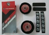 Fouriers BP-S001-DC PU Xe Đạp Handlebar Tape Cố Định Bánh Road Bike Handle bar Tape phụ tùng Xe Đạp