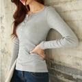 Mujeres de la Camiseta Tops Camiseta de La Camiseta Ropa de Mujer de Manga Larga Poleras de mujer Vetement Femme plus tamaño camiseta Camiseta Feminina XXXL