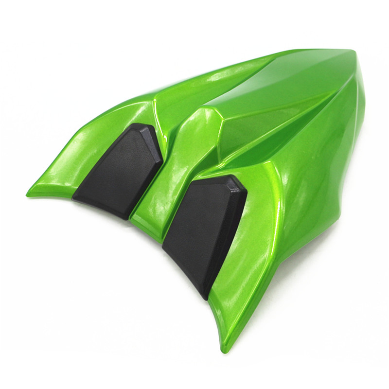 Z650 for kawasaki seat cowl Tail Cover with Rubber pad for kawasaki Z 650 2017 NINJA650 12 17 Moto Motorcycle Accessories Parts