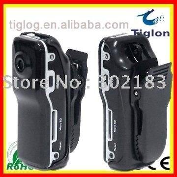 18pcs/lot  Free shipping via dhl  30FTP/S HOT Mini dvr  (DVR-88) MD80 mini camera