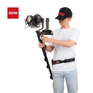 Image 2 - Zhiyun Weebill Lab Belt Waistband Strap Slings for zhiyun crane 3 Weebill Lab Crane 2 3 DSLR Cameras stabilizer accessories