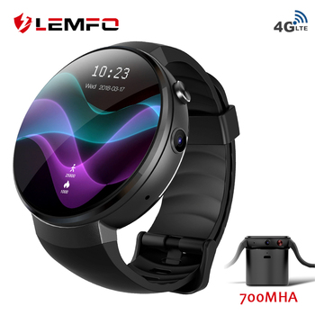 LEM7 Android 7.0 Smart Watch / 4G LTE