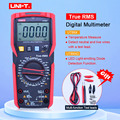 UNI T UT89X/UT89XD true RMS Digital multimeter 20A hohe aktuelle digitale multimeter NCV/kondensator/triode/temperatur /LED test-in Multimeter aus Werkzeug bei
