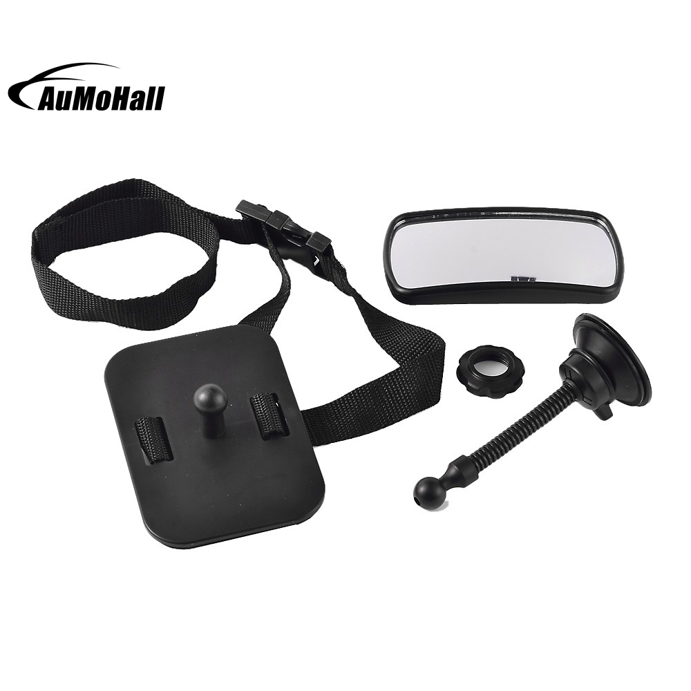 CN/_ 1 Pc Car Safety Adjustable Back Seat Rearview Mirror Monitor Rear View Bab