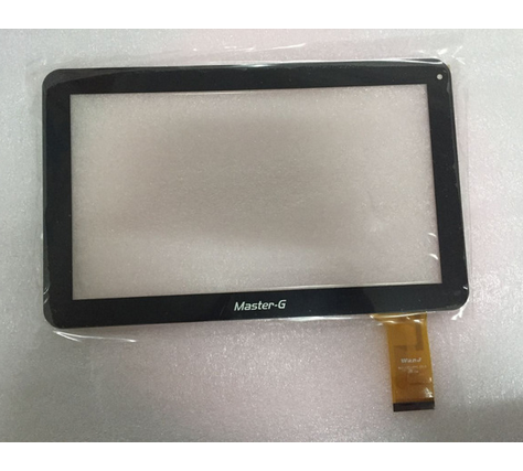 New Capacitive touch screen touch panel digitizer glass WJ1137-FPC-V2.0 Replacement for 10.1 Master-G G-Pad 10.1 Tablet 10inch for mireader a7 travel pad tablet pc capacitive touch screen glass digitizer panel