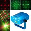 New Mini 4 Patterns gobo R&G Laser Projector Lighting light DJ Dance Disco home Party xmas Lighting Stage Lights show B12
