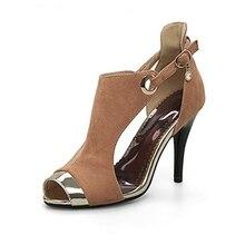 2017 Nuevas mujeres de la moda zapatos de tacones altos sandalias de mujer sexy zapatos de mujer femme correa cruzada sandalias de diamantes de imitación de gran tamaño 34-43