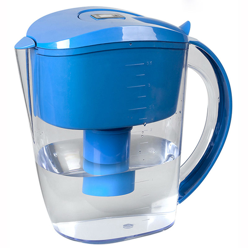 best quality antioxidant hydrogen rich alkaline water filter pitcher with 6 stages filtration system cartridge - Water Filter
