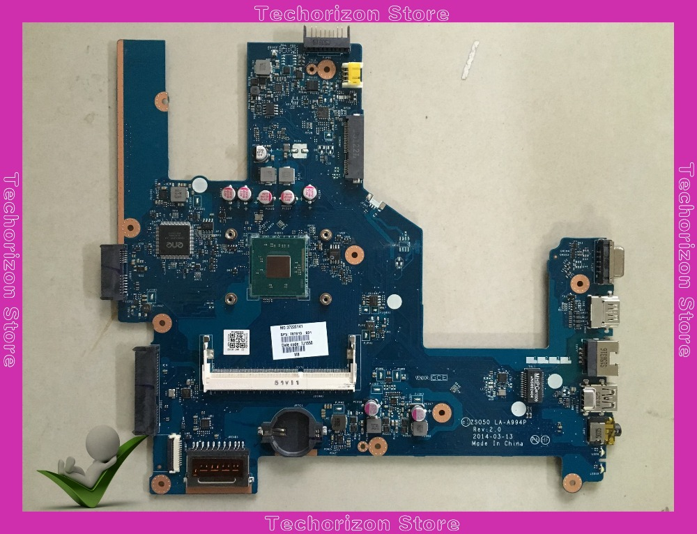 787810-001 787810-501 LA-A994P fit for HP 250 G3 notebook motherbaord Mainboard 100% tested working 787810 001 for hp laptop mainboard 15 15 r la a994p motherboard 787810 501 laptop motherboard 100% tested 60 days warranty