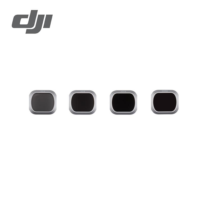 Original DJI Mavic 2 Pro Filters ND4/ND8/ND16/ND32ND ND Neutral Density Filter Kit for Mavic 2 Pro 100% DJI Original original euresys picolo pro