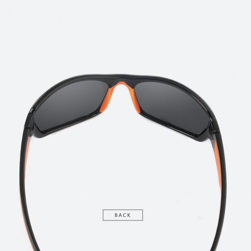 JIANGTUN Bicolor Polarized Sunglasses Men Sun Glasses Brand Designer Vintage Male Google Eyewear Oculos De Sol Zonnebril