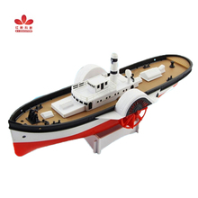 Southers paddle electric assembling model ship DIY