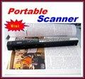 Sem fio Portátil Mini push-botão do scanner SkyPix TSN410 o apoio TF cartão de memória scanner colorido scanner de armazenamento
