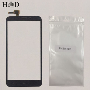 Image 4 - Mobile Touch Screen Panel Sensor For Lenovo A916 A 916 Touch Screen Front Glass Digitizer Panel Replacement Parts Protector Film