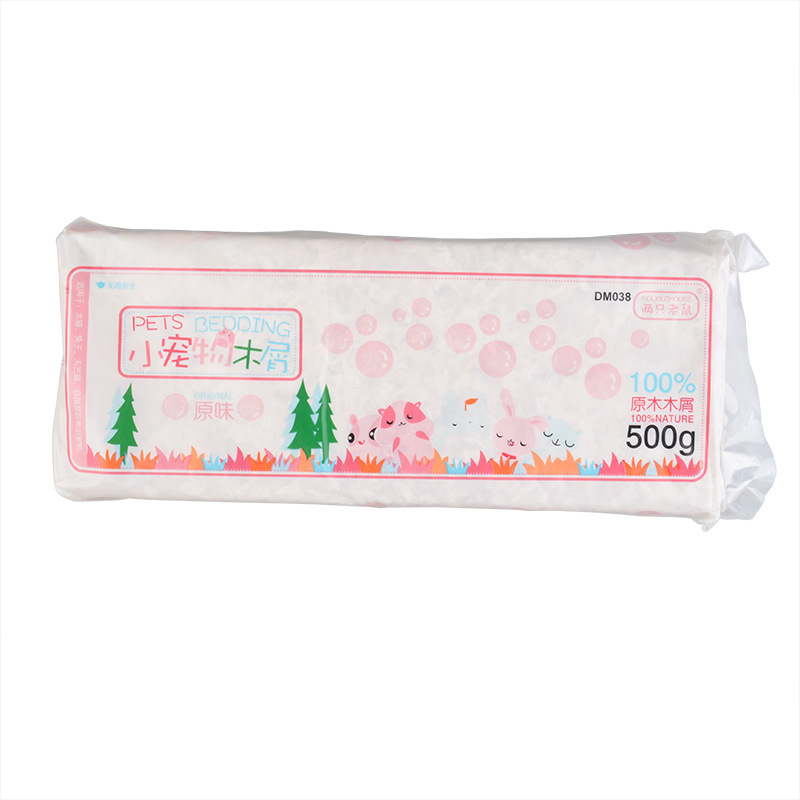Pet Products Cat Dog Squirrel Totoro Hamster Deodorization Water Absorbent Sawdust