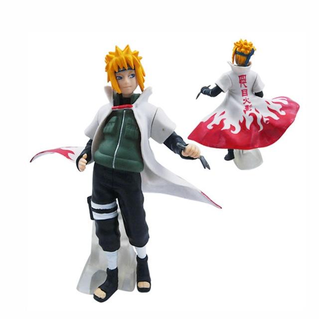 New Arrive 5 Pcs/Set Naruto Action Figure