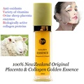 100%NewZealand Sheep Placenta Collagen Golden Essence Serum Anti aging Anti wrinkle Face cream Increase skin natural elasticity