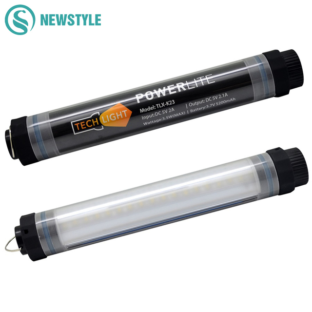 Dc5v Led Emergency Light Usb Rechargeable Led Night Light Flashlight