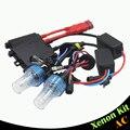 H7 55 W HID Xenon Kit 3000 K 4300 K 6000 K 8000 K (1 Par Bombilla + 1 Par de Lastre) Linterna del coche Lámpara de La Niebla DRL Luz Corriente Diurna