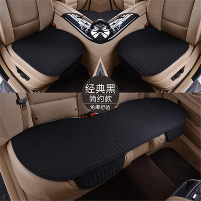 universal easy install car seat cushion general stay on car seat non