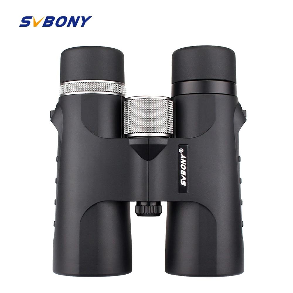 SVBONY SV31 Binoculars 8x42 Waterproof Professional Hunting Outdoor Sport Tourism Hiking Birdwatch Telescope F9312AB стоимость